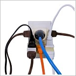 Brighton Electricians replace any old electrical wiring system and provide a full or partial rewire for your home or office